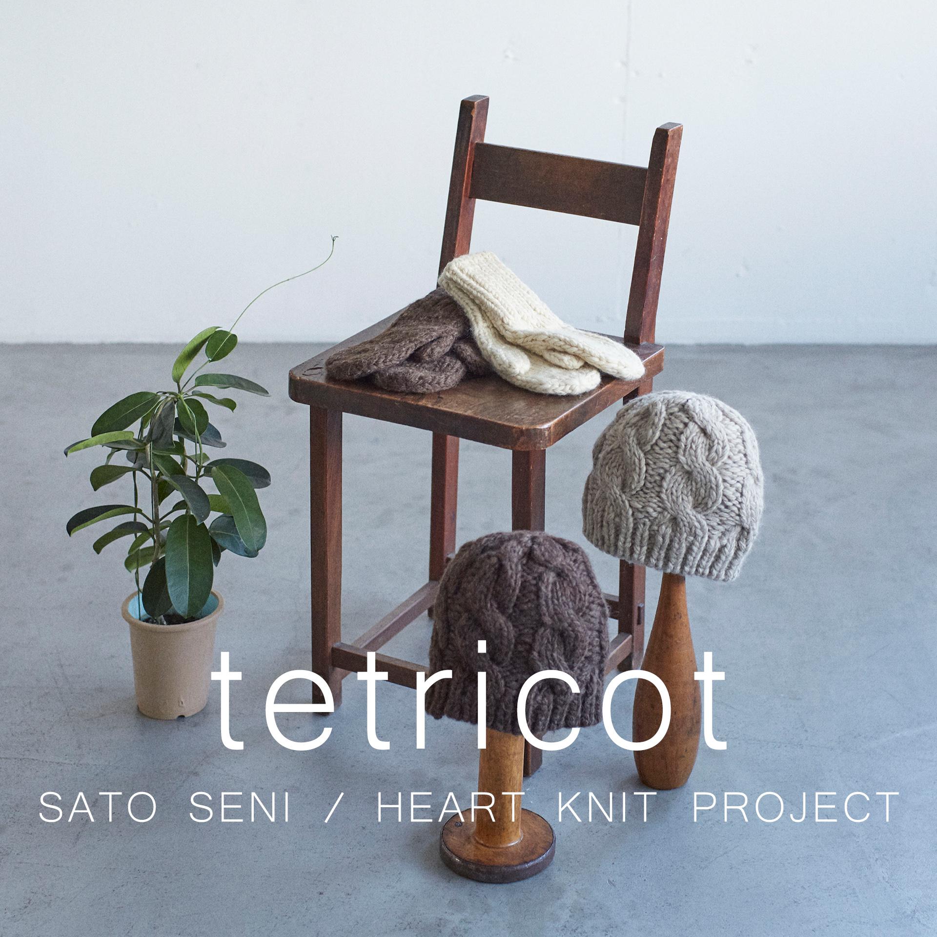 「tetricot」に込められた思いの写真