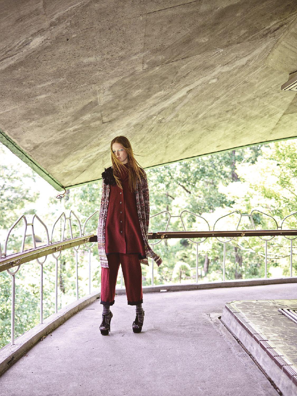 佐藤繊維:「M.&KYOKO」期間限定ショップのお知らせの写真