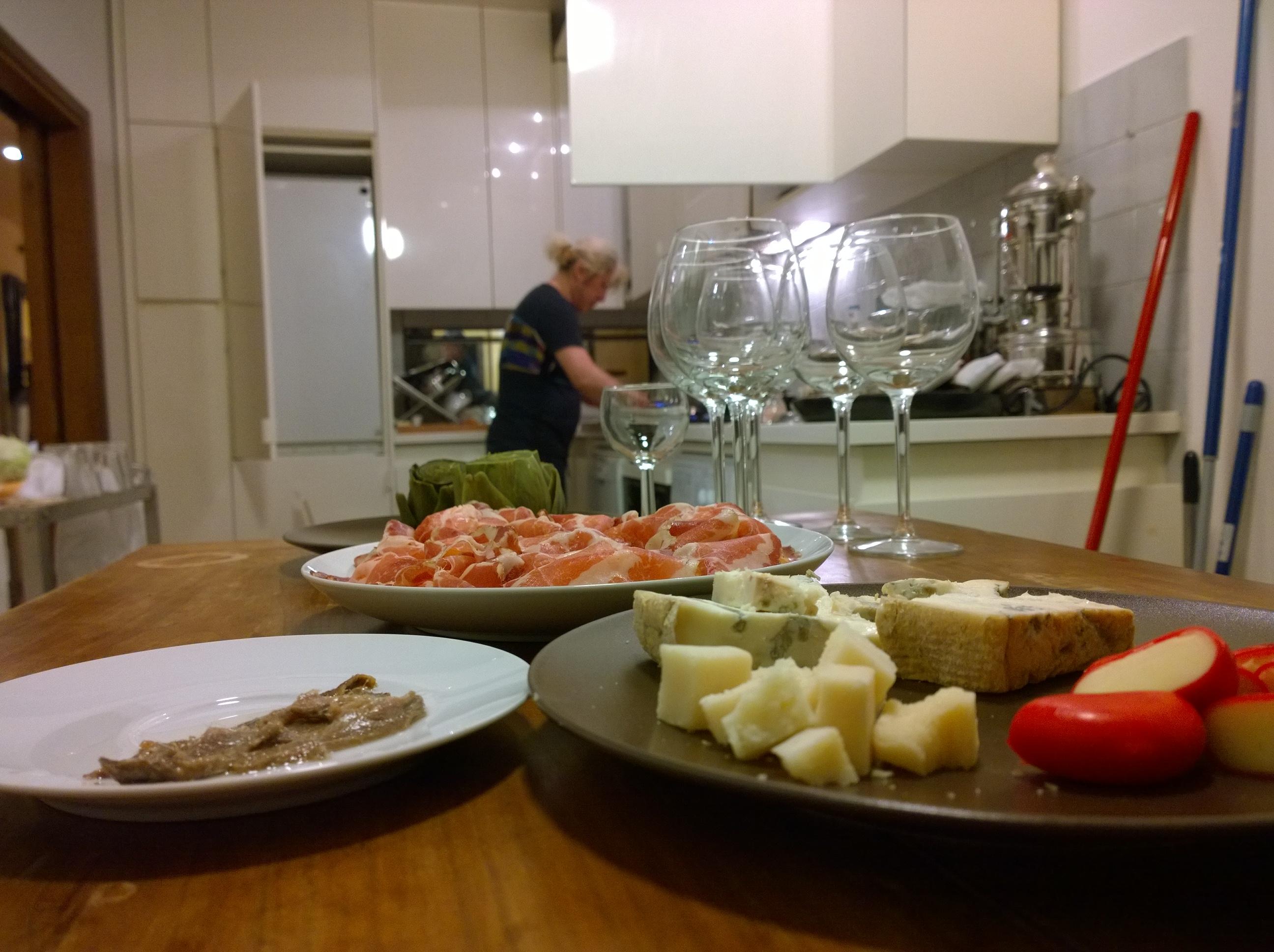M's Kitchen(フィレンツェ・冬)の写真